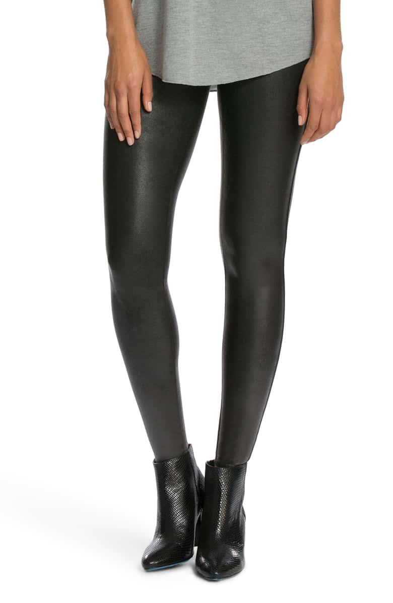 igobykait Kaitlyn Butler Nordstrom Anniversary Sale Spanx Leather Leggings