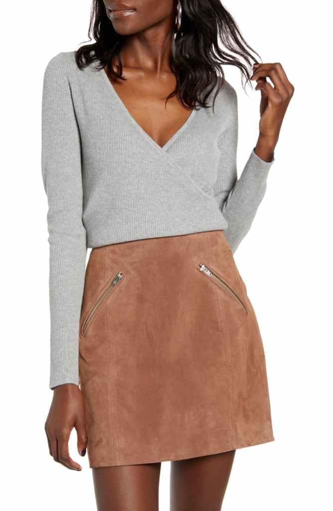 igobykait Kaitlyn Butler Nordstrom Anniversary Sale Wrap Sweater